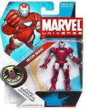 "Hasbro Rare 2009 Marvel Universe 3.75"" Figure - Iron Man 033 MOSC MISB"