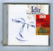 CD (NEW) IDIR DEUX RIVES UN REVE