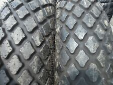TWO 12.4x28 8 ply R3 FORD JUBILEE 2n 8n T/L Farm Tractor Turf Tires