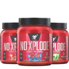 BSN N.O.-XPLODE Pre-Workout SALE Energy Pump 30 Servings NO XPLODE - PICK FLAVOR