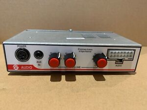 Bally Systems IVIEW AUDIO MIXER