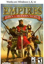 Empires: Dawn of the Modern World PC Game
