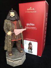 2020 Hallmark Harry Potter Collection Rubeus Hagrid Storytellers Ornament