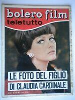 Bolero 1043 Cardinale Bongusto Dalida Fonda Bardot Taylor Burton Mathieu Rolland