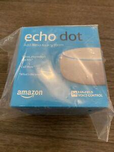 Amazon Echo Dot (3rd Generation) Smart Speaker with Alexa - Sandstone New
