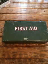 Antique First Aid Kit, pre decimalisation.