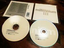 Music Of The Millennium Iii - Queen/U2/Madonna/Pink Floyd/Bowie 2x Cd Eccellenti