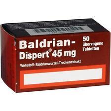 BALDRIAN DISPERT 45MG 50St 1921529