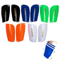 1 Pair Soccer Shin Guards Pads For Adult Football Shin Pads Leg Knee SupporFBDU