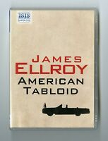 American Tabloid - by James Ellroy -  MP3CD - Audiobook