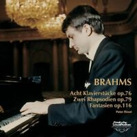 PETER ROSEL-BRAHMS: COMPLETE WORKS FOR SOLO PIANO 4-JAPAN HQCD C68