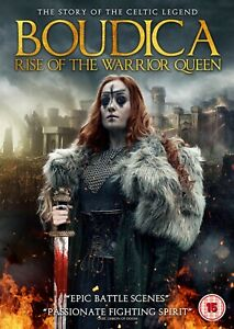 BOUDICA: RISE OF THE WARRIOR QUEEN (DVD) (NEW) (RELEASED 16TH SEPTEMBER)