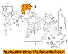 KIA OEM 15-18 Sedona Side Panel-Insulator Right 84275A9000