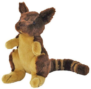 "Goodfellows Tree Kangaroo soft plush toy stuffed animal 8""/20cm high NEW"