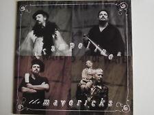 The Mavericks - Trampoline. CD Album (L16)