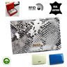 BARGAIN! Women's Real GENUINE LEATHER Wallet Purse Card Holder, RFID,GIFT BOX
