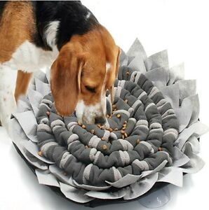 Snuffle Mat for Dogs, Puppies Brain Training Pad, Food Mat, Slow Feeder