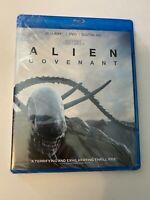 Alien: Covenant (Bluray/DVD, 2017) *NEW* [BUY 2 GET 1]