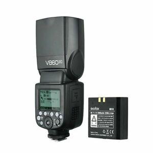 Godox Ving V860II-C 2.4G E-TTL Li-on Battery Flash Speedlite for Sony Camera