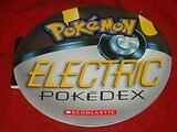 Pokemon Pokedex - Electric ch sc 0113
