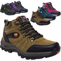 Herren Damen Outdoorschuhe Wanderschuhe Trekkingschuhe Sneaker Stiefel Halbschuh