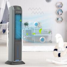 Luftbefeuchter Klimagerät Klimaanlage 4in1 Luftkühler Ventilator Ionisator LED