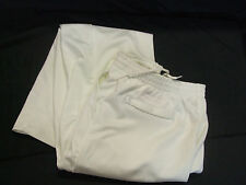 CHAMPION BOWLSWEAR MENS DRAWSTRING BOWLS PANTS SIZE- LARGE , LIGHT CREAM COLOR