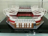 Display cases for LEGO Old Trafford Manchester United 10272(Aus TopRated Seller)