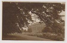 London postcard - Hampton Court Palace - P/U 1917