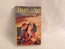Light in the Sky by Agatha Young (1948, Hardback)