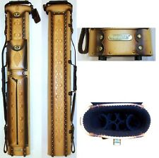 Instroke Tooled 2x4 Leather Case, IST24-DB-D03 Style 03