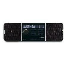 CALIBER RMD213 1-DIN LKW/Bus 12-24V Autoradio inkl. 2x25W Lautsprecher - USB/SD