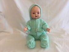 kader doll made in hong kong 16.5 inch, sleep eyes, good lashes, moving tongue