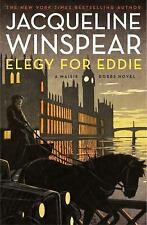 Elegy for Eddie by Jacqueline Winspear (2012, Hardcover)