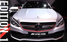 MERCEDES Classe C CLA AMG Edition 1-RADIATOR GRILL IN VINILE