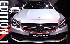 C Class CLA Mercedes AMG Edition 1 - Radiator Grill Vinyl