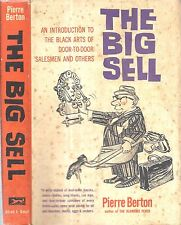 RARE 1963 1ST EDITION CON MEN CON GAMES THE BIG SELL GREAT DUST JACKET