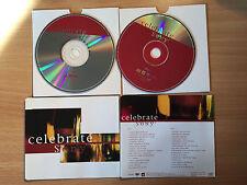 """CELEBRATE WITH SONY""-RARE PROMO 2CD-SPRINGSTEEN-OZZY-JACKSON-CAREY-CELINE-NEW"