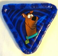 Scooby-Doo Soft Triangular Dog or Kids Frisbee * Blue * NEW * Same both sides