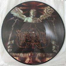 Marduk – Blackcrowned Part 1 LP / Pic Disc Vinyl Male Cover (2002) Black Metal