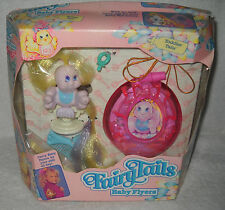 #7425 NRFB Vintage Hasbro Fairy Tails Baby Flyers Toddler Tails Bird
