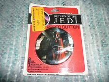 Star Wars Vintage ROTJ Adam Joseph  Photo Button Emporers Royal Gaurd MOC