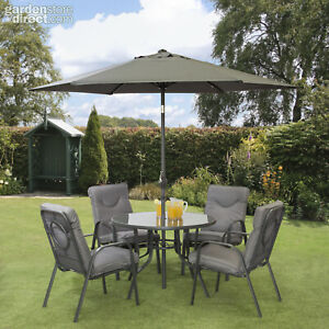 Candosa Padded Garden Furniture, Dining, Lounge & Sunloungers - High Quality!!!!