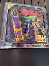 Vintage 1993 Hasbro Transformers G2 Onslaught 100% Complete In Package