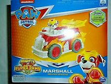 """Nickelodeon Paw Patrol Marshall Deluxe Vehicle - Lights & Sounds  """"NEW"""""""