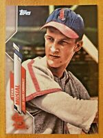 2020 Topps Series 1 SSP Photo Image Variation Parallel Stan Musial #13 SP RARE!