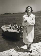 Salvador Dali UNSIGNED photograph - L1920 - In 1953
