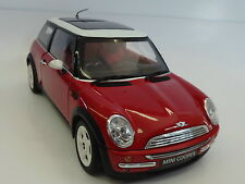 1/18 Kyosho Mini Cooper (RED) #08553R