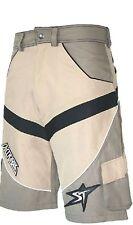 Shorts, ST-Hardride New Generation, braun/khaki