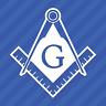 Freemason Logo Vinyl Decal Sticker Templar Masonic
